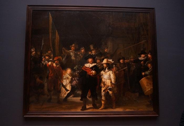 アムステルダム国立美術館で憧れのレンブラント&フェルメール