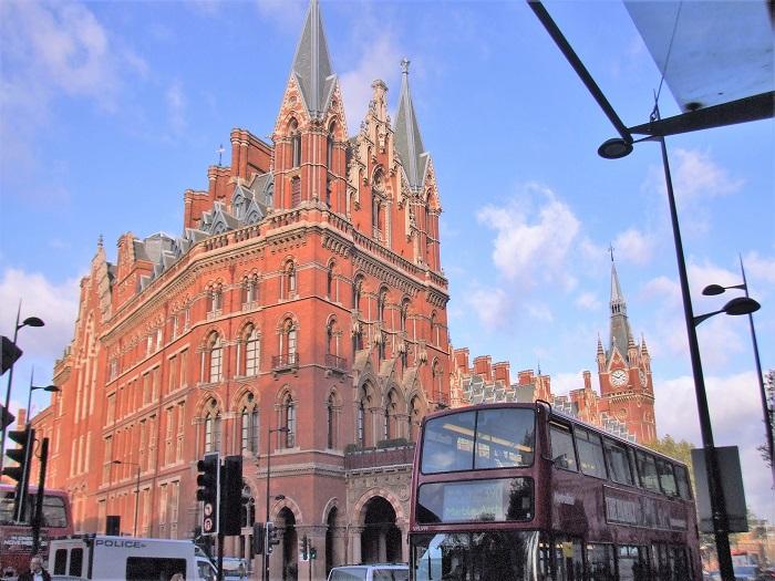 ひとりロンドン観光~大英博物館周辺を散策♪フィッシュ&チップスのランチおすすめ店
