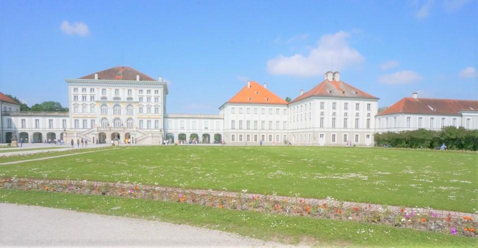 美人画にうっとり♡ミュンヘンにあるニンフェンブルク城