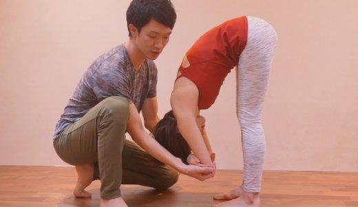 猫背を治したい!大江先生の骨ナビ体験レッスンを受けてみた@代官山