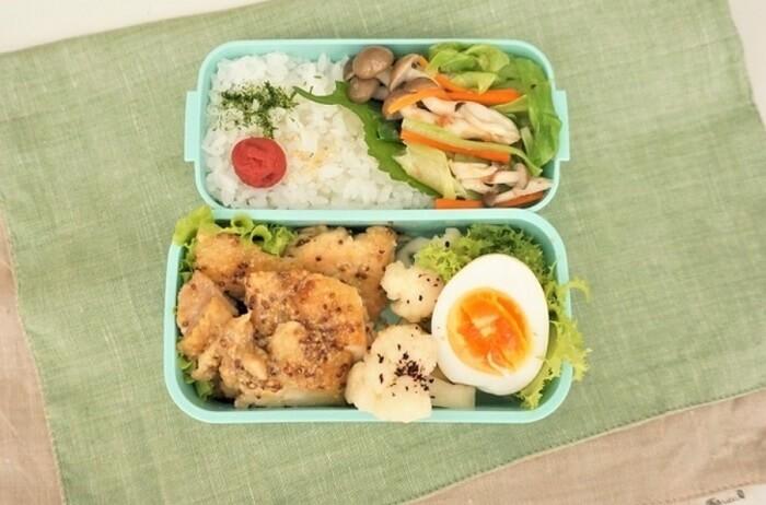 お弁当づくりが劇的にラクになる。時短レシピを小田真規子先生の本で解説。