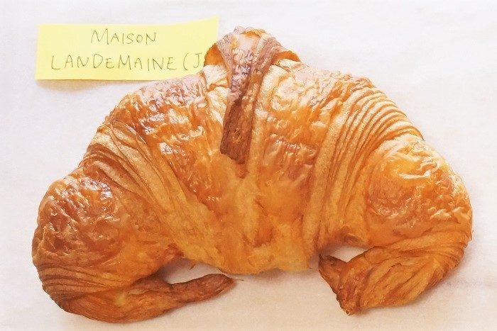 メゾン・ランドゥメンヌ(Maison Landemaine)のジャポネ(日本版)クロワッサン|東京の行列パン屋8選!クロワッサンおすすめ店はココ