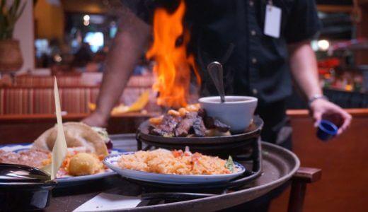 <アナハイムのアウトレット>注目レストランはメキシカン