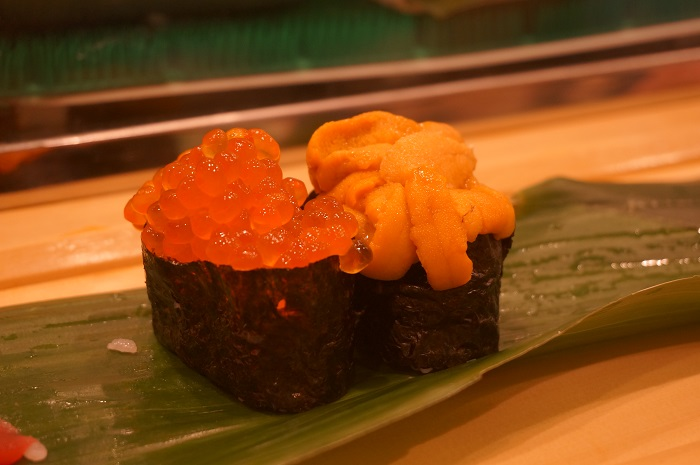 豊洲で朝ごはん♪マグロのせり見学のあとは鮨文のお寿司&センリ軒のコーヒー