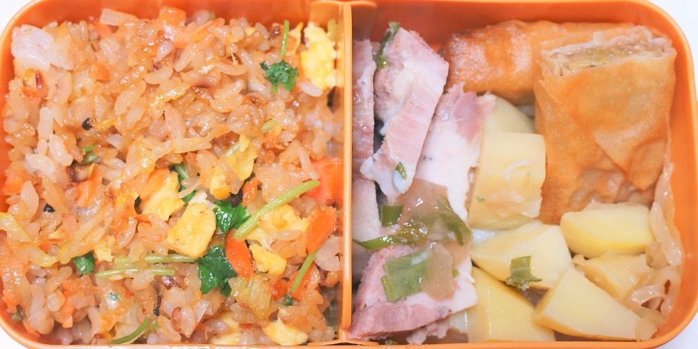 【お弁当】手作りのシウマイやビーフシチュー!色とりどりなおかずいっぱい5パターン