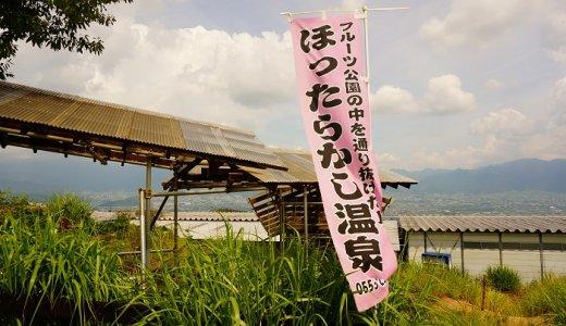 朝はご来光、昼は富士山、夜は星空!魅力しかない山梨のほったらかし温泉