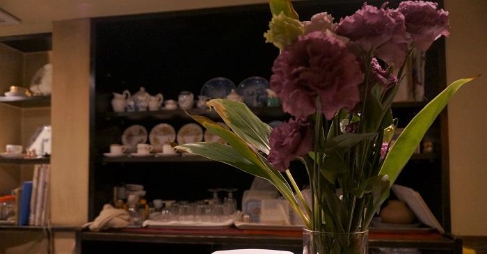神保町の喫茶店