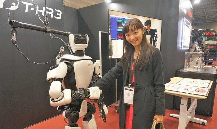 ドコモオープンハウス2018で出会った最近のロボットたち