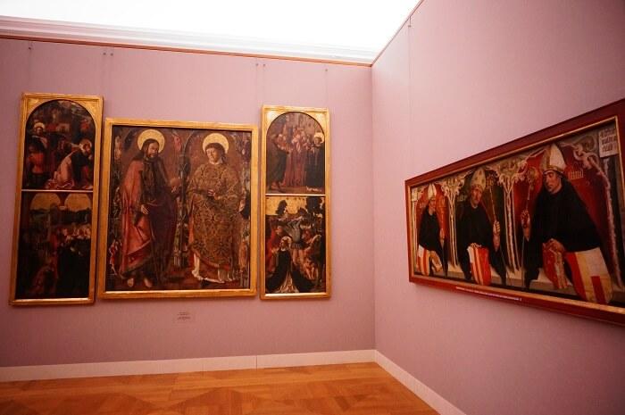アルテ・ピナコテーク(Alte Pinakothek)で見るべき作品は?