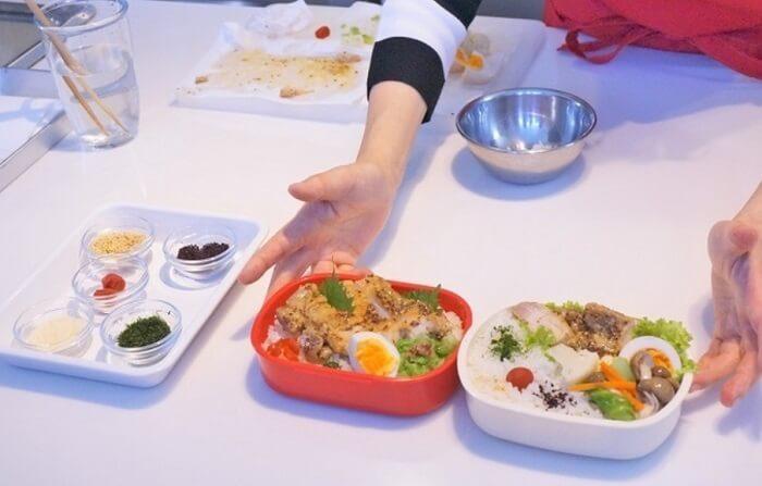 小田真規子先生直伝!主婦歴10年の私が実際に愛用しているお弁当アイテム。
