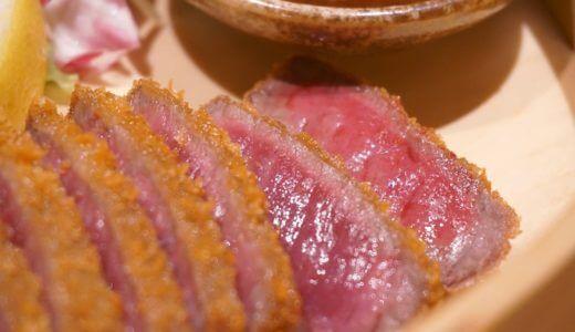 日本橋おすすめ肉ランチ<加藤の肉丸>牛かつ御膳