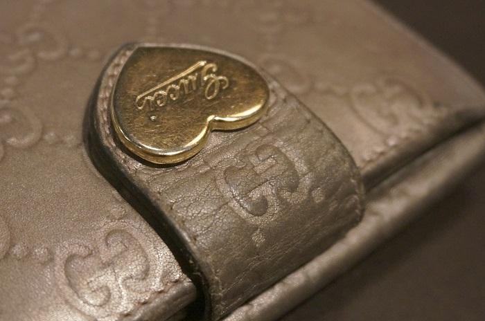 10年使った財布をカバンコンシェルジュ・キヌガワの修理に出した。