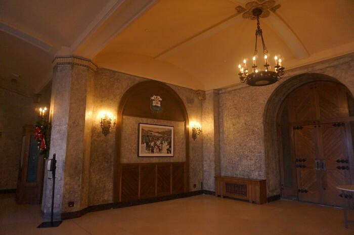 歴史情緒あふれるバンフスプリングスホテルにいってみました。