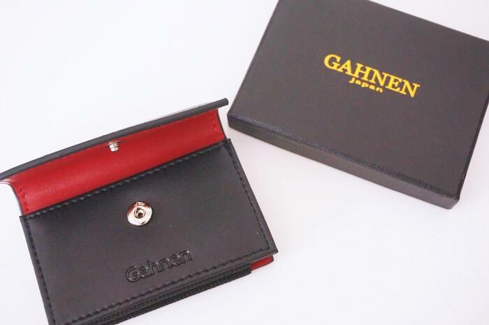 [ゲーネン]のキャッシュレス財布はサスティナブルなアイテムとして注目。