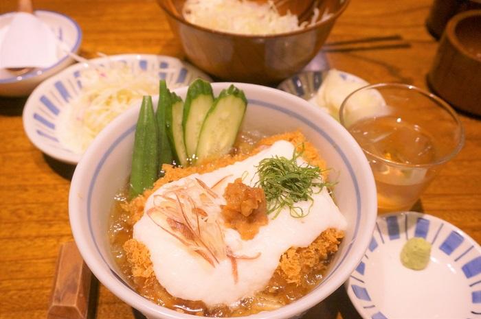 日本橋高島屋S.C.新館の注目レストラン<かつ吉>の『冷やしかつ丼』を食べに!