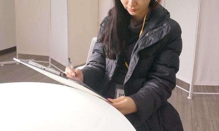 DSJ東京中目黒校・船堀飛行場で座学講習。